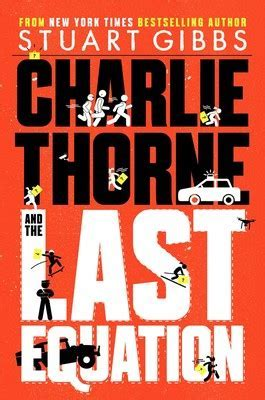 Charlie Thorne and the Last Equation book cover