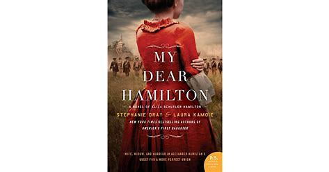 Book cover My Dear Hamilton