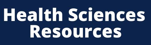 health sciences resources