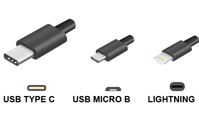 usb-c_usbMicroB_lightning