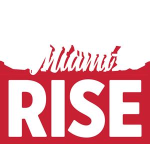 MiamiRISE wordmark