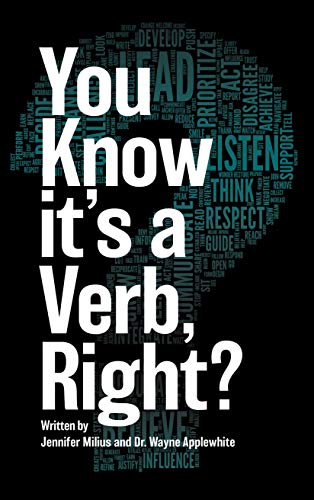 You Know it's a Verb, Right? eBook cover