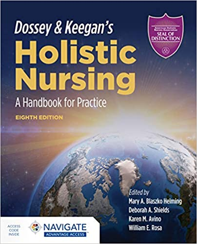 Dossey and Keegan's Holistic Nursing eBook cover