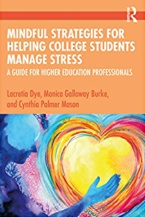 Mindful Strategies for Helping College Students Manage Stress eBook cover
