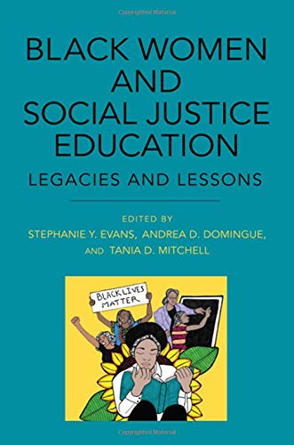 Black Women and Social Justice Education cover