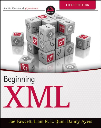 Beginning XML eBook cover