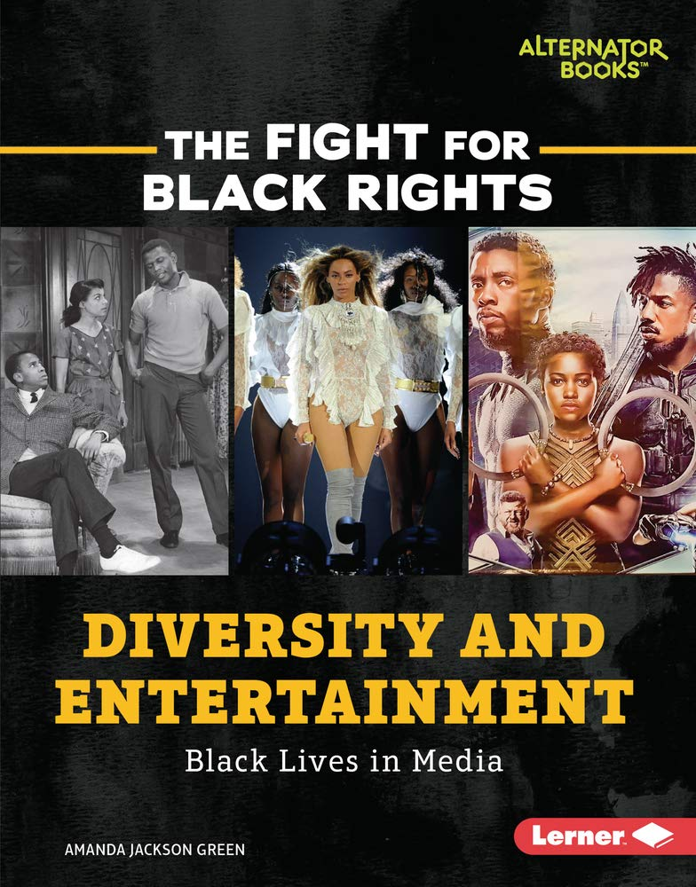 Diversity and Entertainment: Black Lives in Media eBook cover