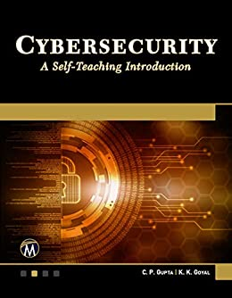 Cybersecurity eBook cover