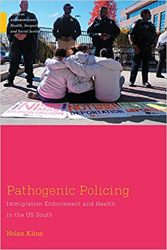 Pathogenic Policing cover