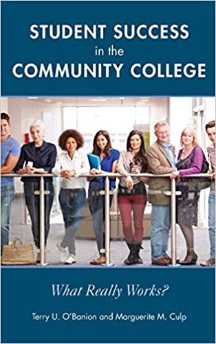 Student Success in the Community College eBook cover