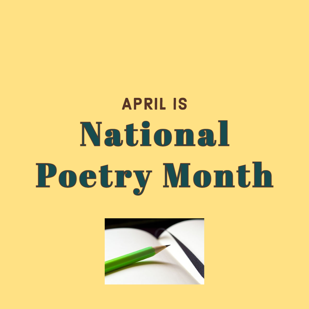 National Poetry Month video resources