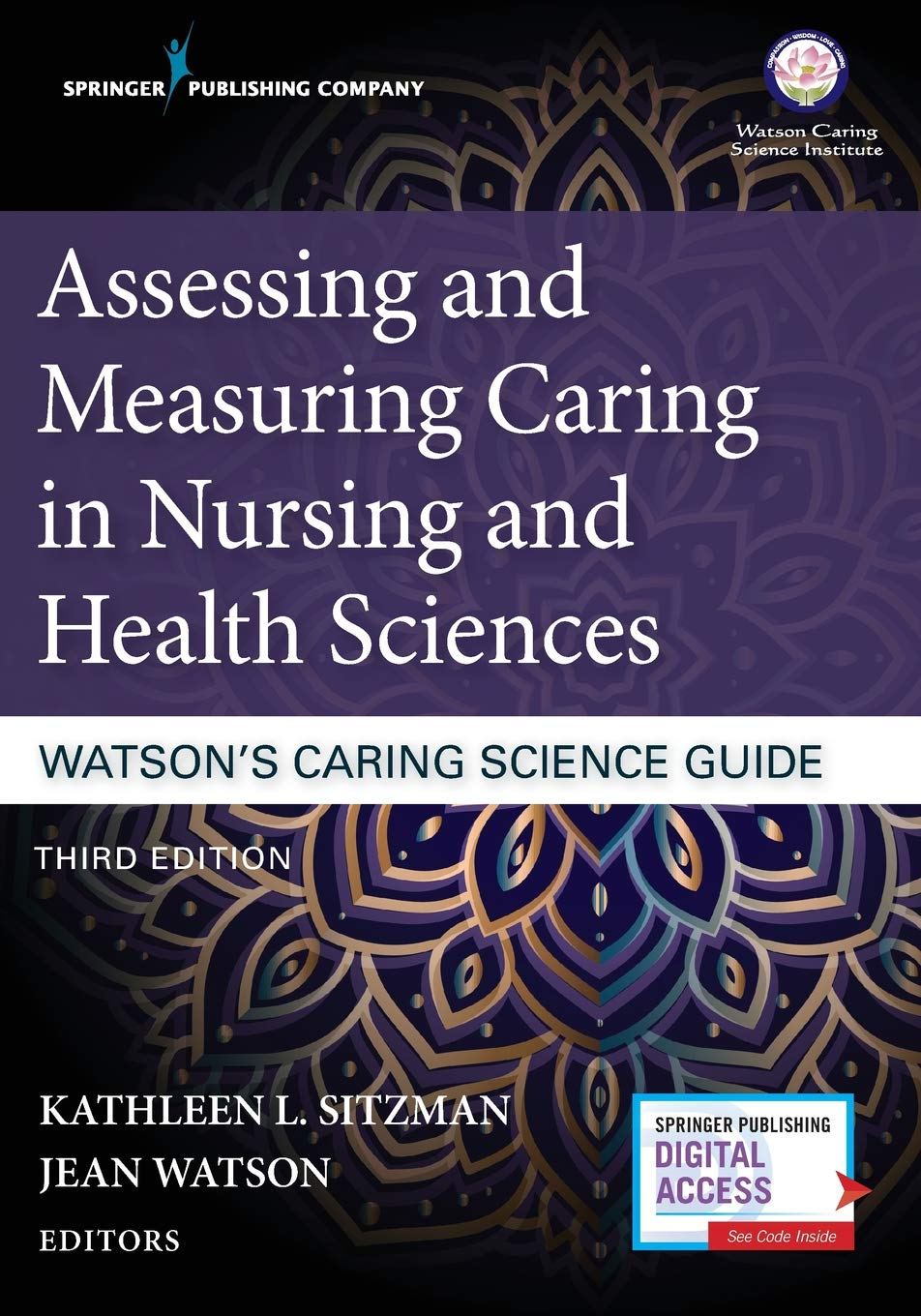 Watson Caring Science cover