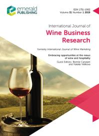 Wine and Hospitality cover