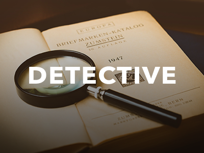 Detective stories reading list