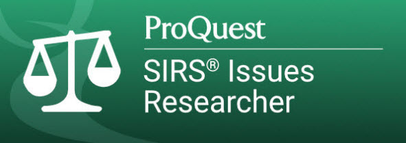 ProQuest SIRS Issues Researcher logo