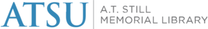 A.T. Still Memorial Library logo