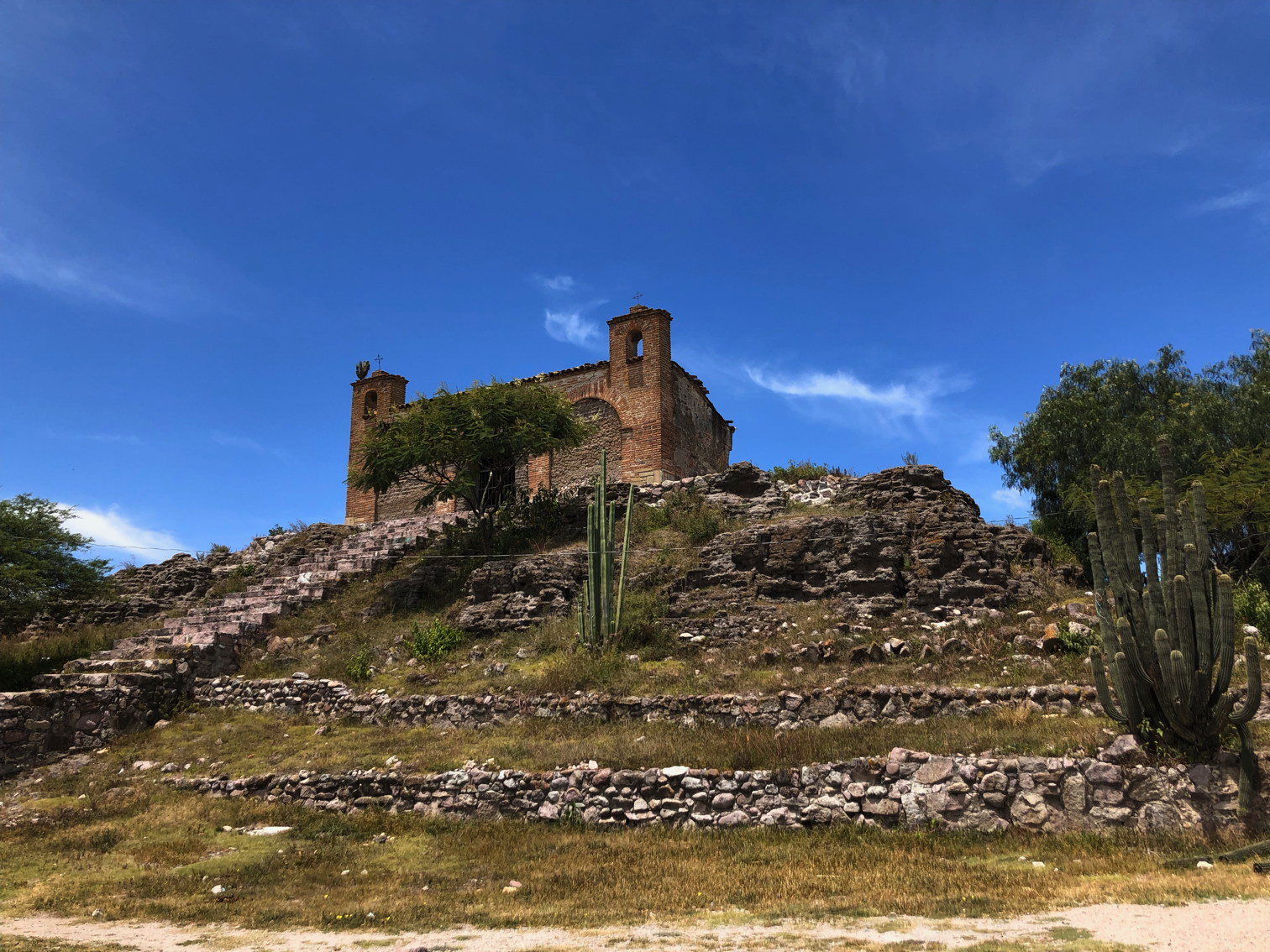 Photo of a building from ‎⁨San Pablo Villa de Mitla⁩, ⁨Oaxaca⁩, ⁨Mexico⁩