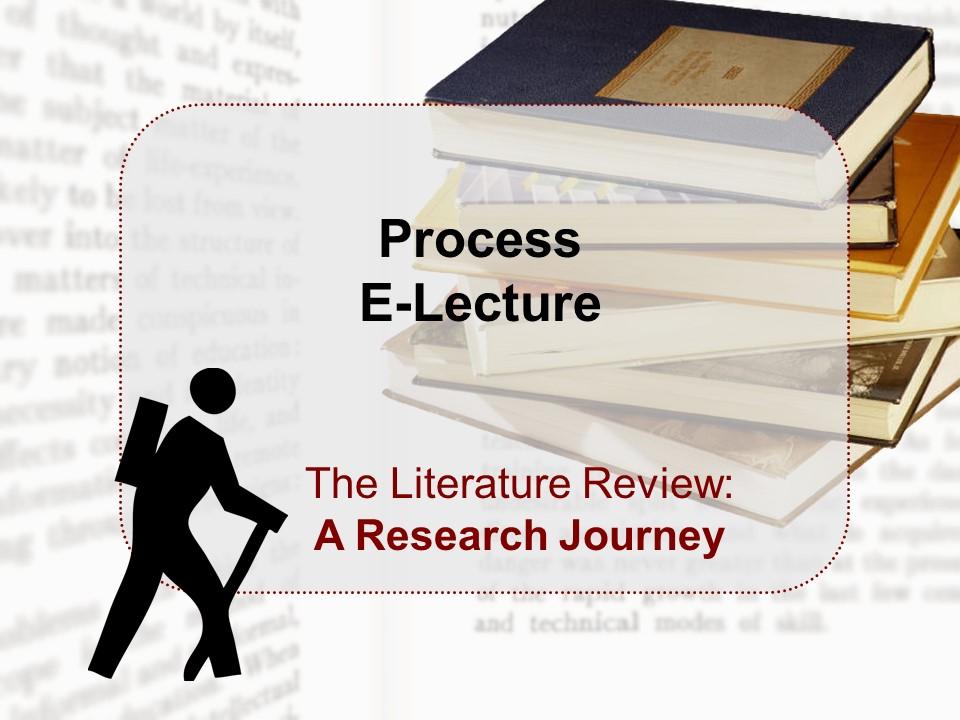 Process E-Lecture