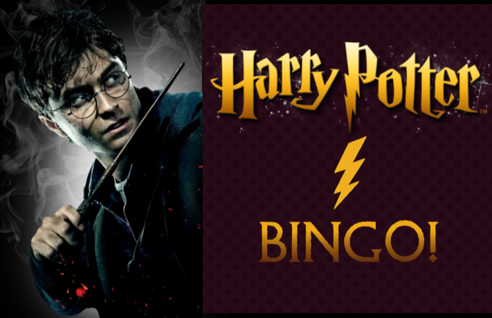 Harry Potter Bingo!