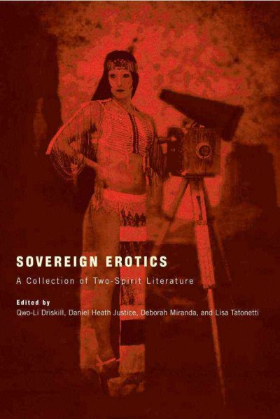 Sovereign erotics: a collection of two-spirit lite