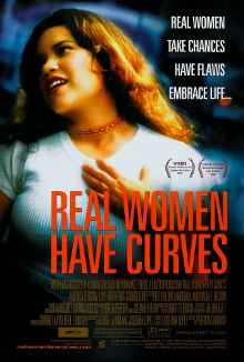 Real Women Have Curves cover