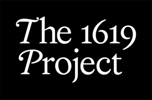 The 1619 Project illustrative image