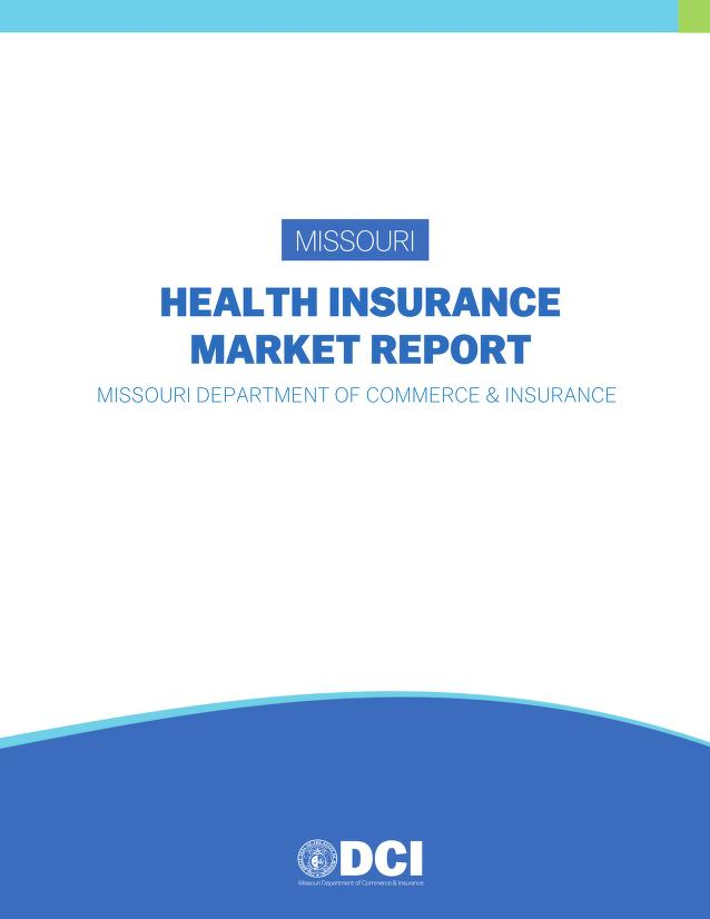 Cover image of Health Insurance Market Report. Click to view