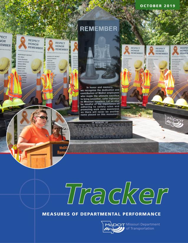 Cover image of October Tracker. Click to view more