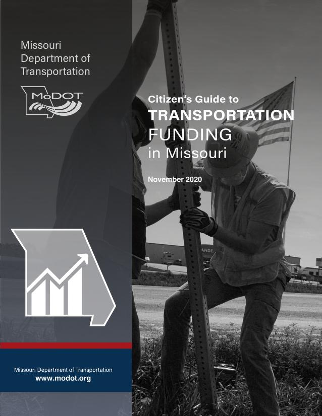 Cover Image of Citizen's Guide to Transportation Funding