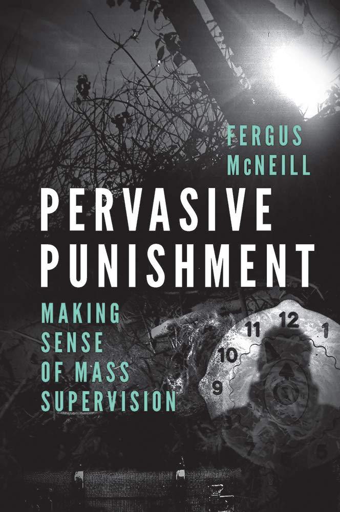 Cover image of Pervasive Punishment