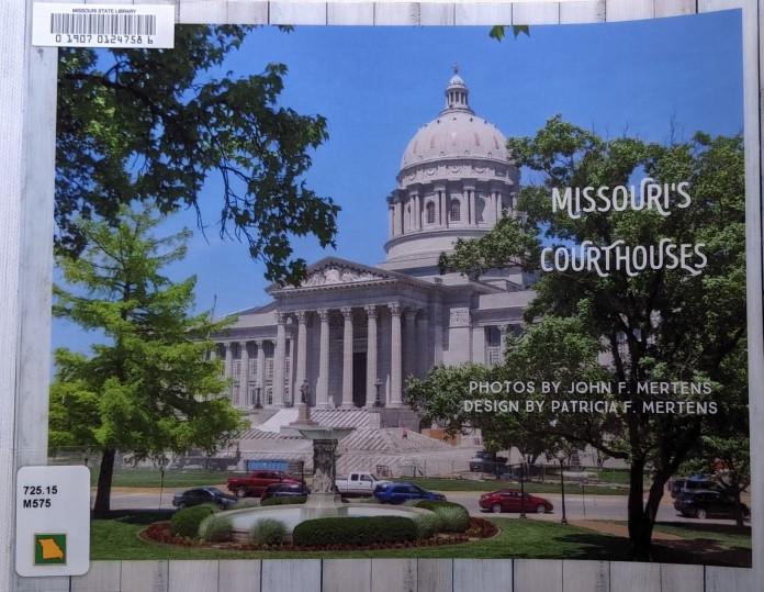 Image of Missouri Capitol building