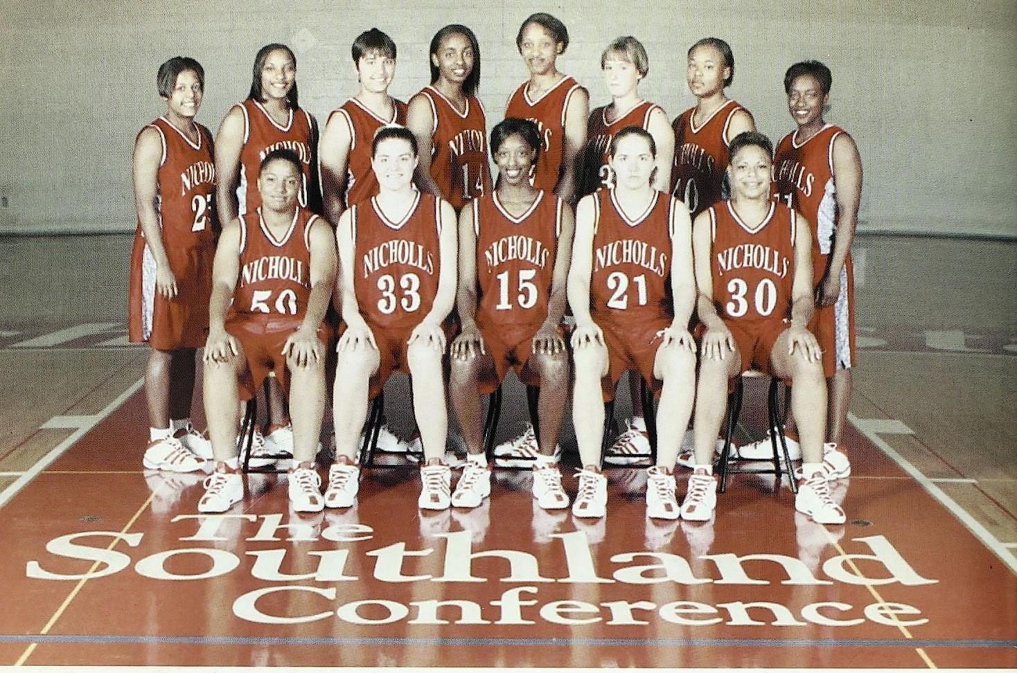 2000-2001 Team Photo