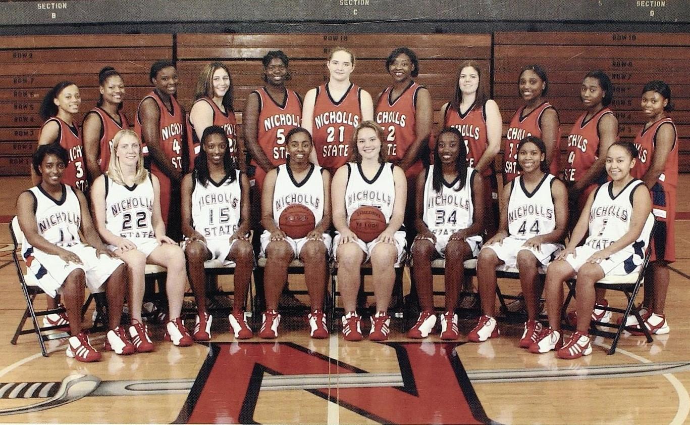 2002-2003 Team Photo
