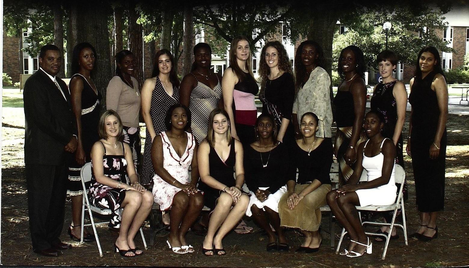 2004-2005 Team Photo