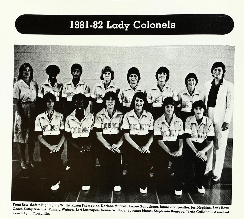 1981-1982 Team Photo