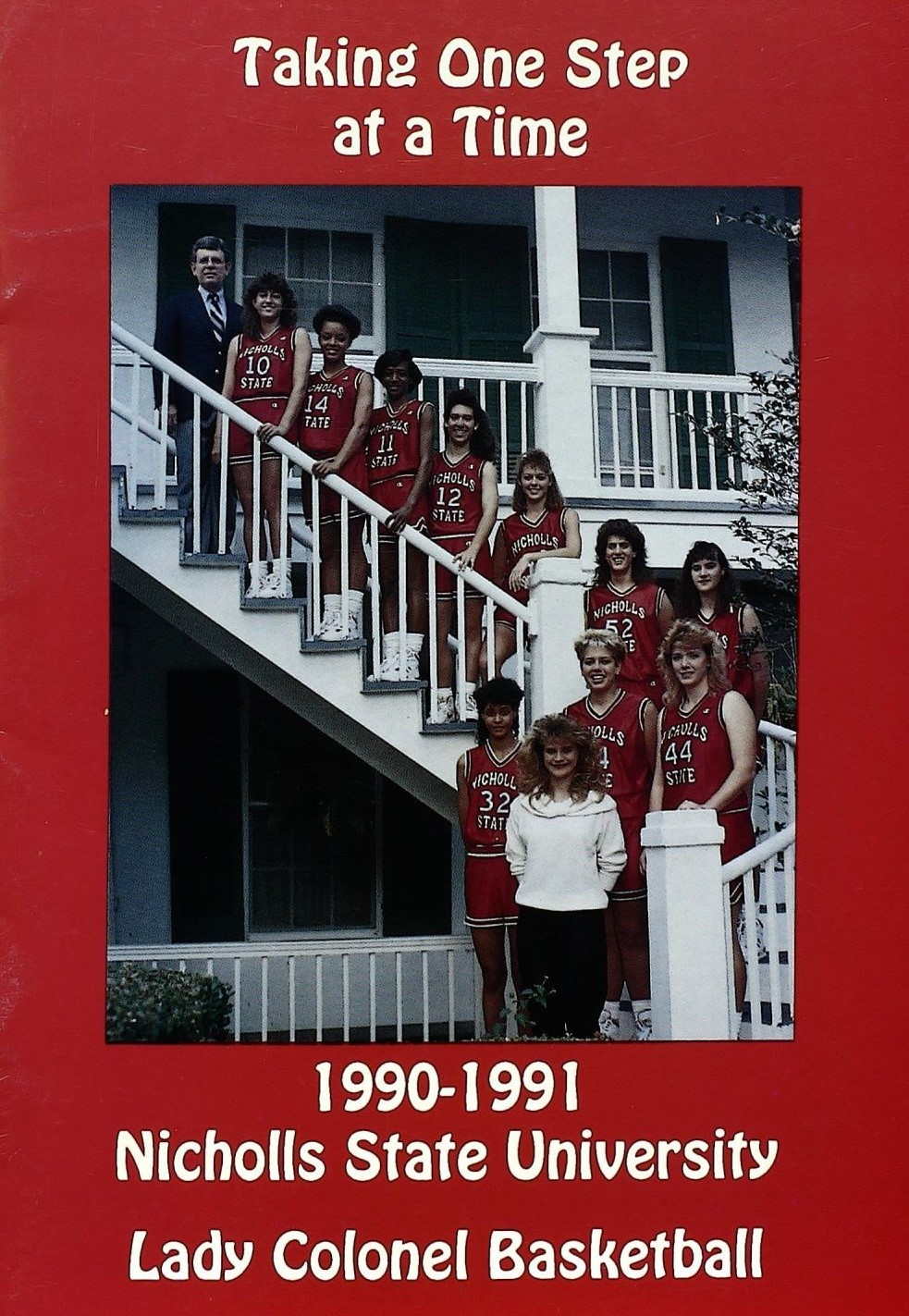1990-1991 Program Cover