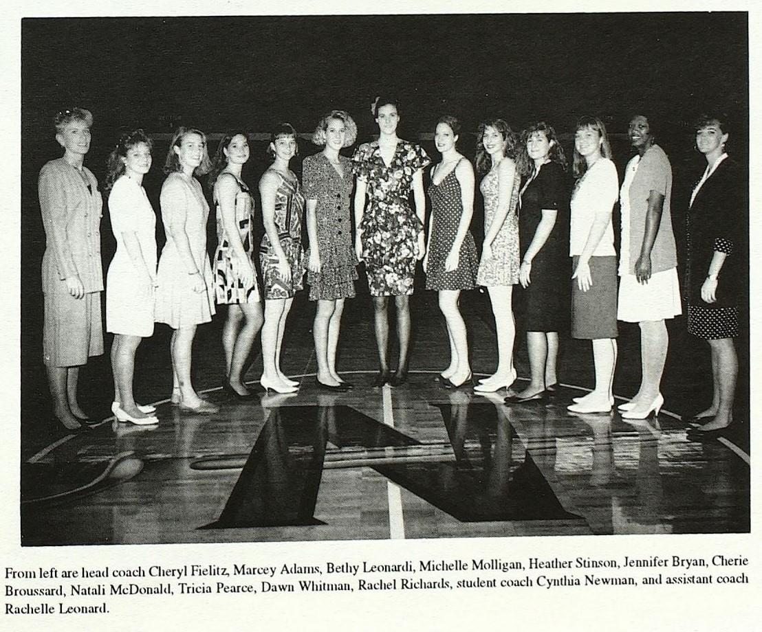 1993-1994 Team Photo