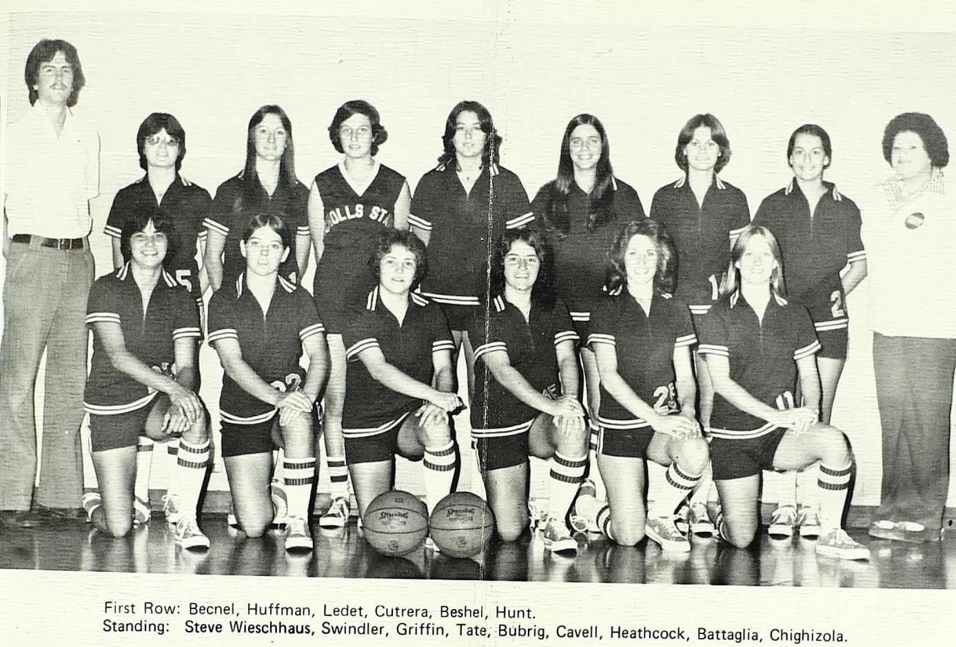 1975-1976 Team Photo