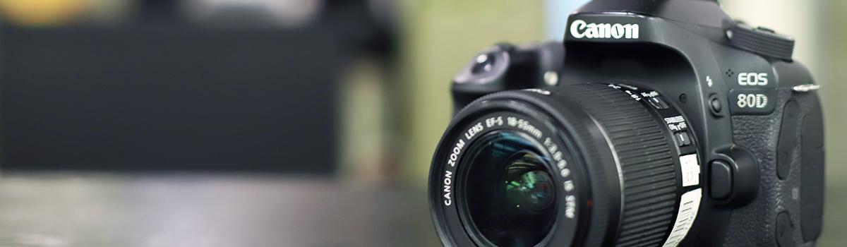 Canon 80D