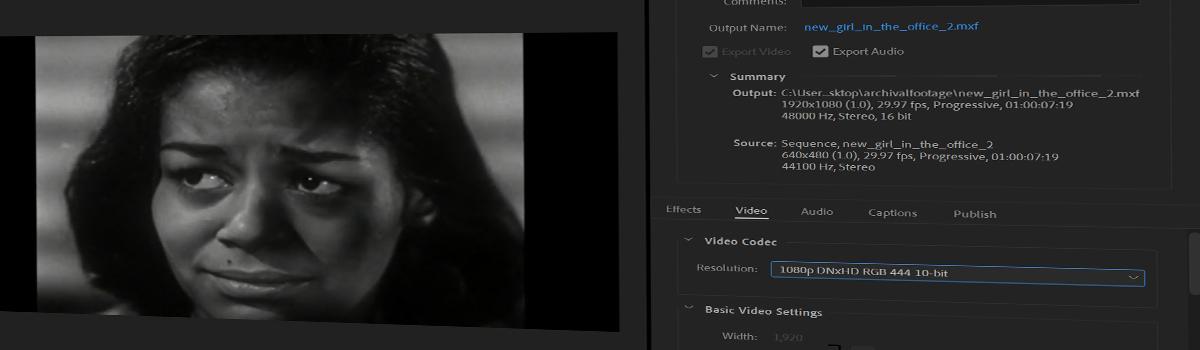 Adobe encoding Banner