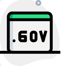 "Icon with the text "".gov"""
