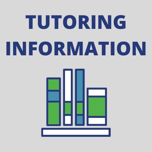 Tutoring Information