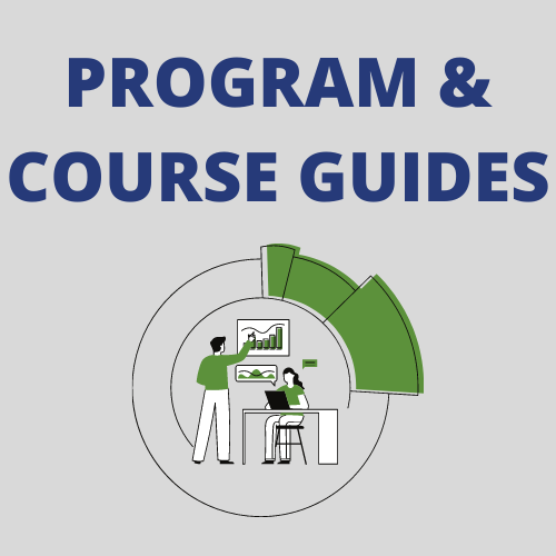 Program and Course Guides