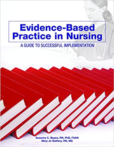 Evidence-Based Practice in Nursing Textbook