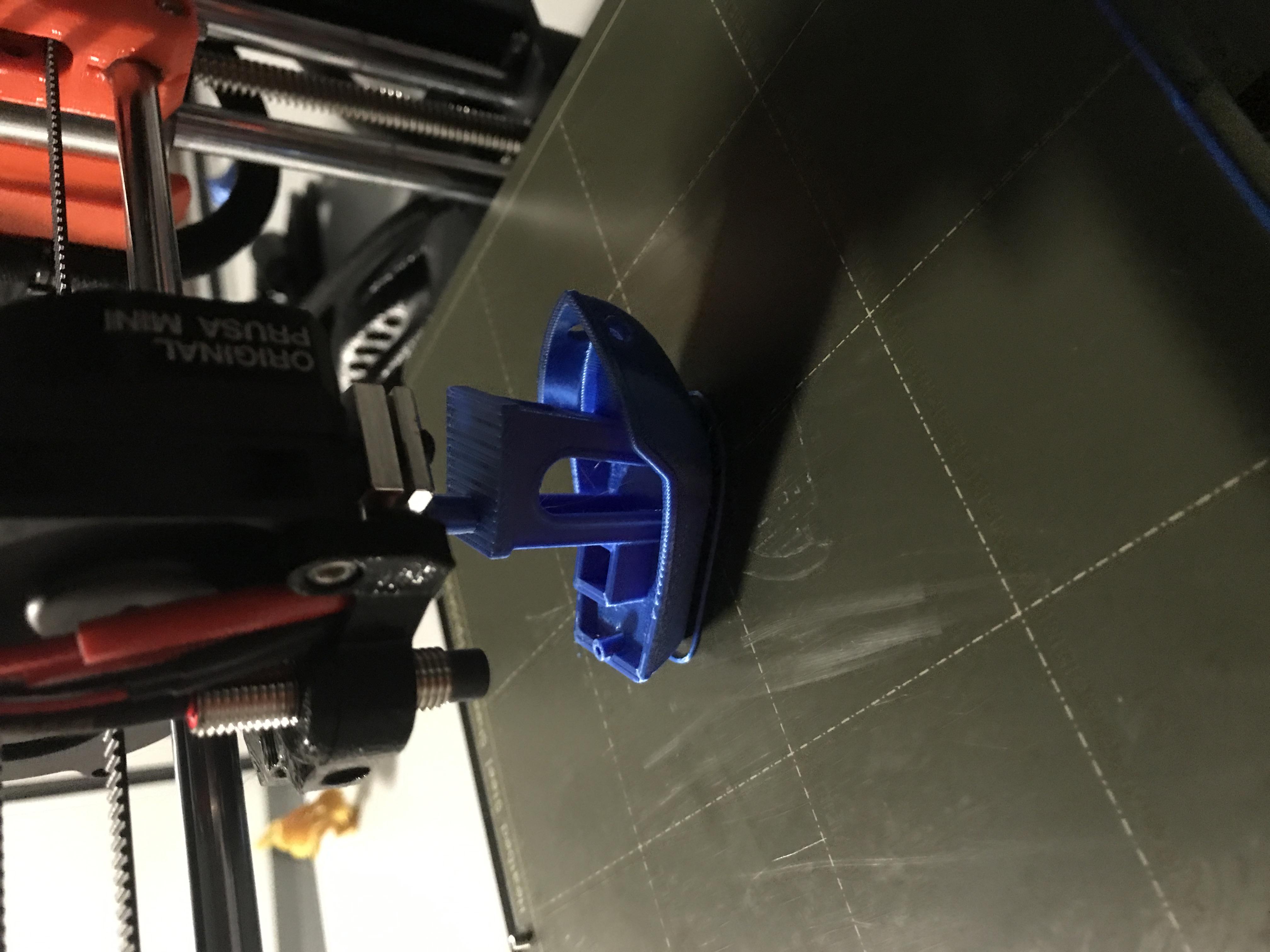 3D print in progress