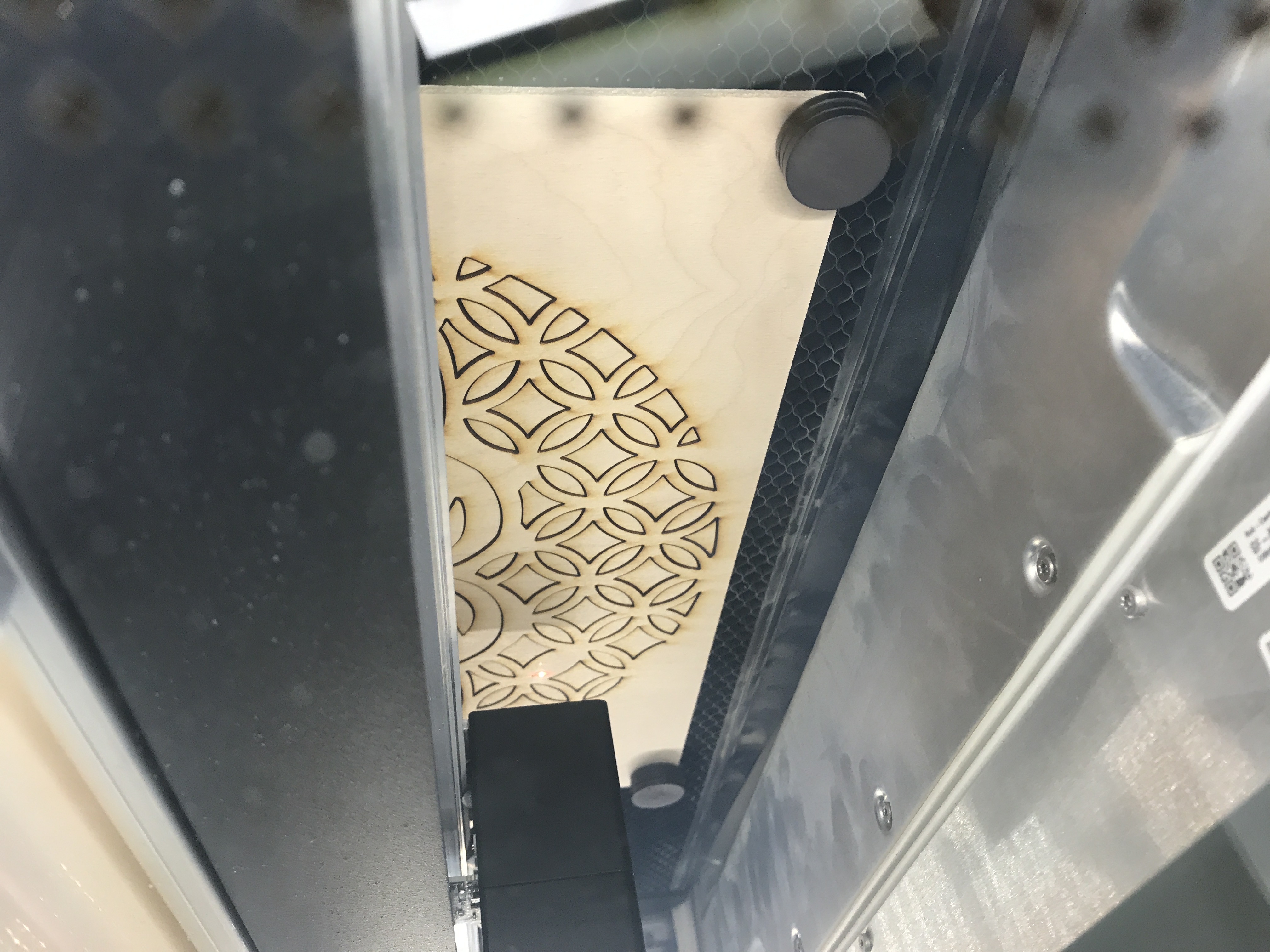 Glowforge in action
