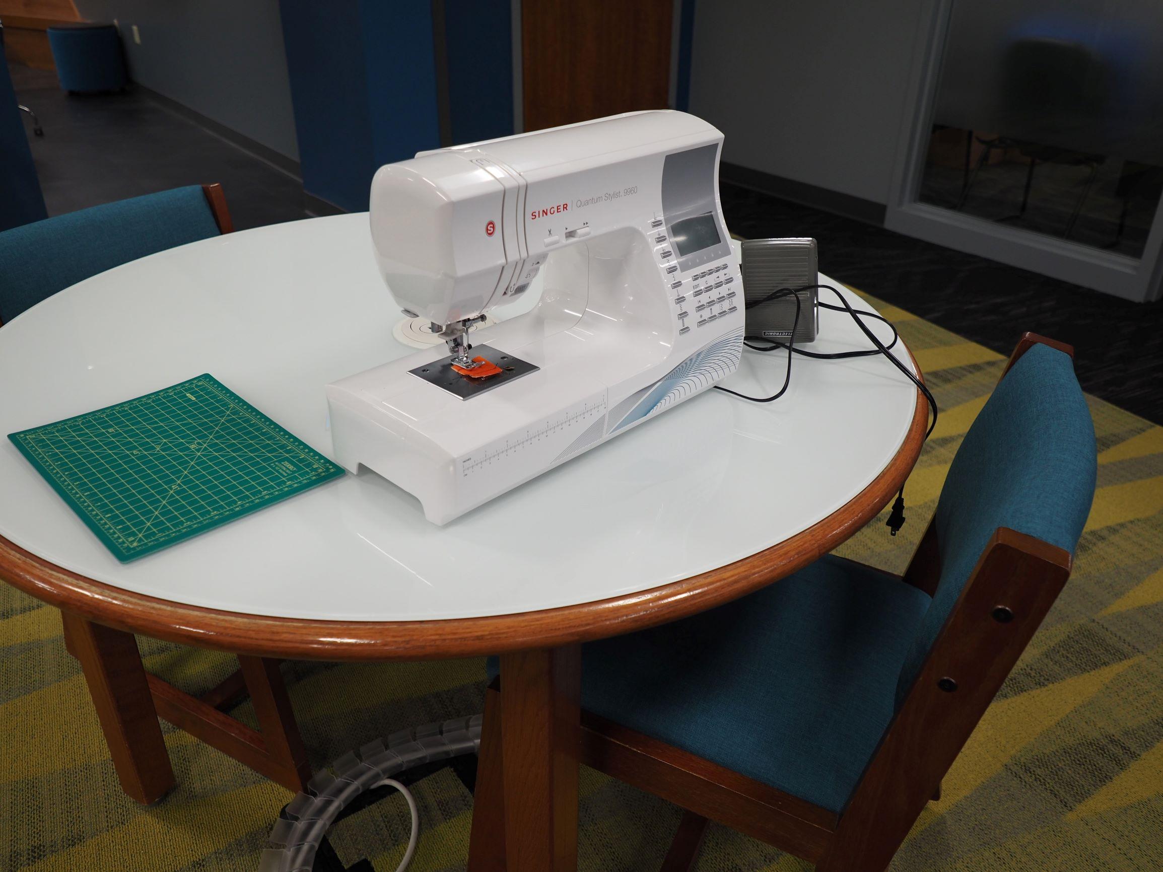 basic singer sewing machine