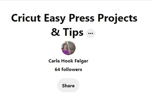 Easy press projects and tips