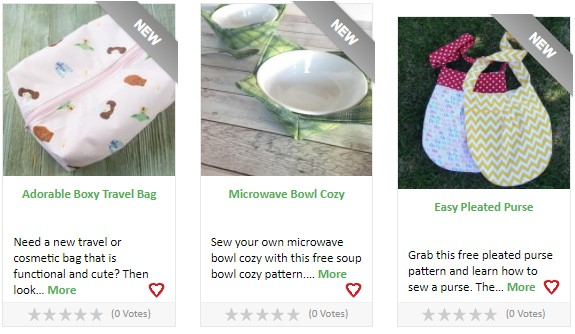All free sewing website with free sewing patterns
