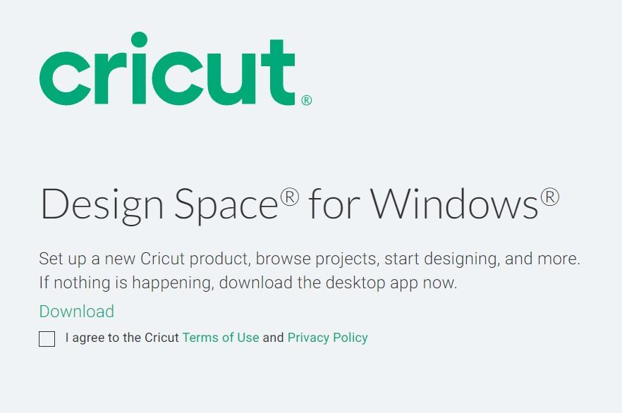Cricut Design Space link